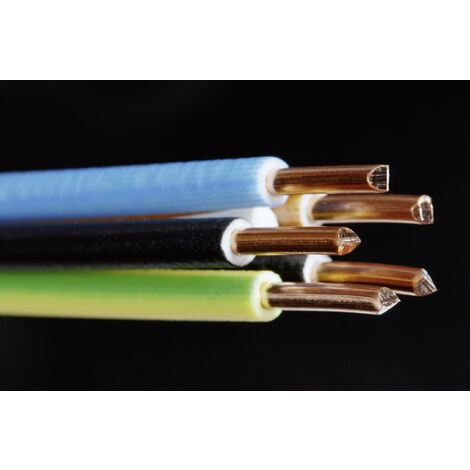 LAPP 16000003 Mantelleitung NYM-J 3G 1.50mm² Grau 100m V536711