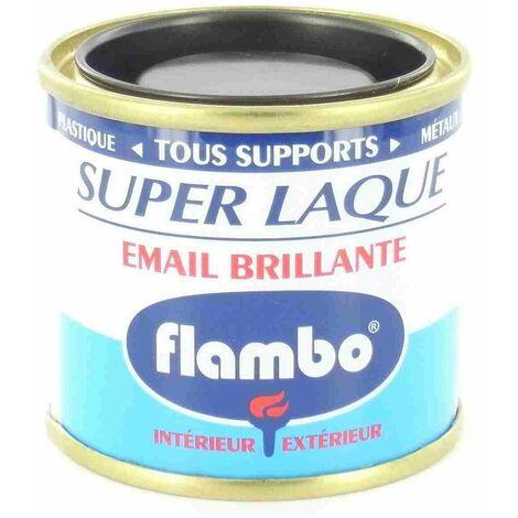 LAQUE FLAMBO 50ML BLEU DRAPEAU (Vendu par 1)
