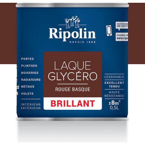 Laque Glycéro Déco pour Intérieur & Extérieur, Brillant Ripolin
