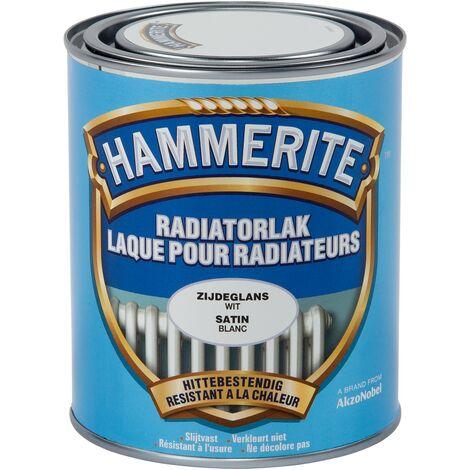 Laque radiateur Hammerite Blanc - 750ml