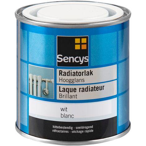 Laque Radiateur Satinée - Sencys
