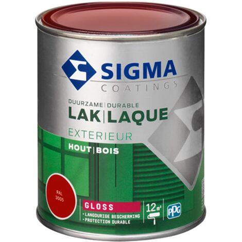 Laque Sigma Rouge vin Brillant - 750ml