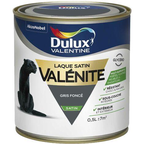 Laque Valénite - brillant - 2L DULUX VALENTINE - plusieurs modèles disponibles