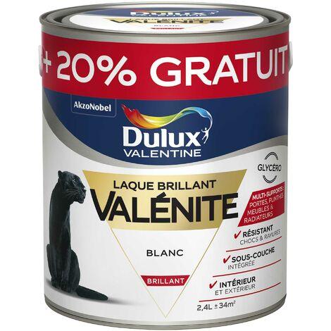 Laque Valénite glycéro effet satin 0,5L - plusieurs modèles disponibles