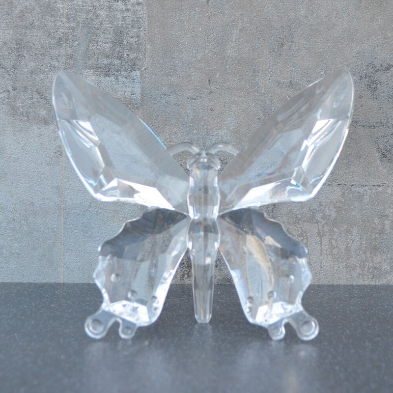 Image of Candlelight - Large Acryllic Butterfly Clear