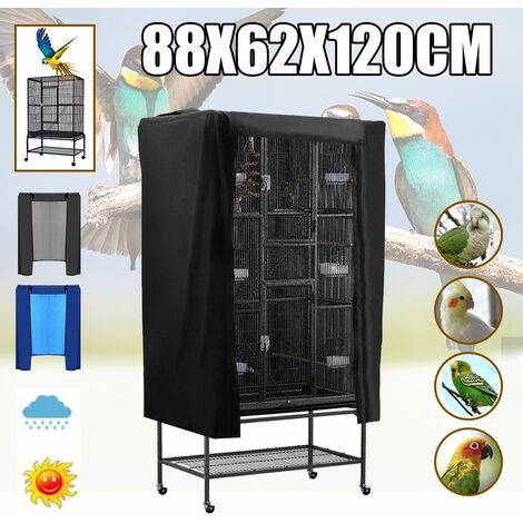 """main image of """"Large Bird Cage Cover Parrot Canary House Protection Waterproof Oxford Fabric"""""""