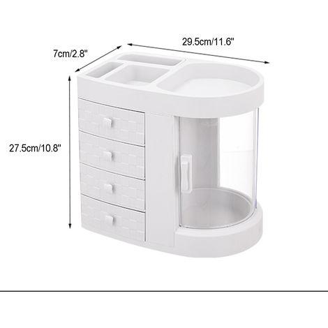 Large Cosmetic Desktop Storage Organizer Organizer Case Holder Drawer