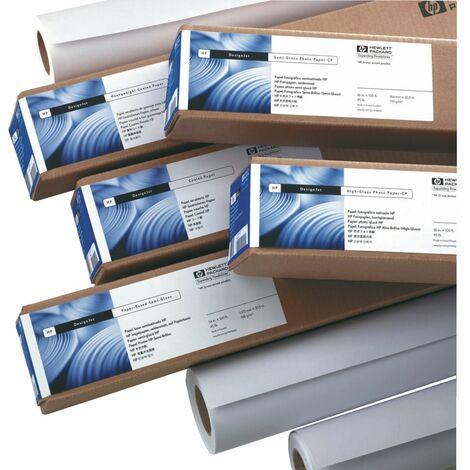 Large Format Bright White Inkjet Paper
