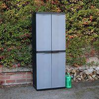 Large Garden/Garage Storage Cabinet