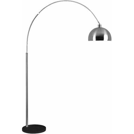 Large Modern Designer Curva Marble Floor Lamp Base