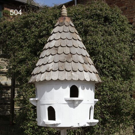 Large Round Birdhouse (Medium Hole)