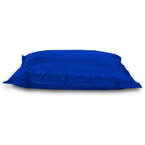 Large Slab Bean Bag Chair/Lounger Outdoor & Indoor - Navy
