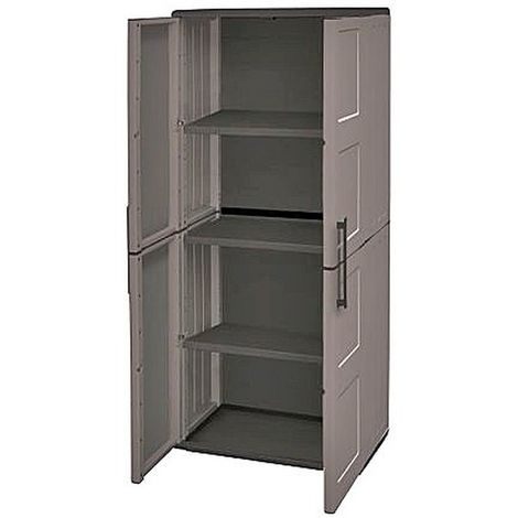 Large Storage Cupboard With Shelves