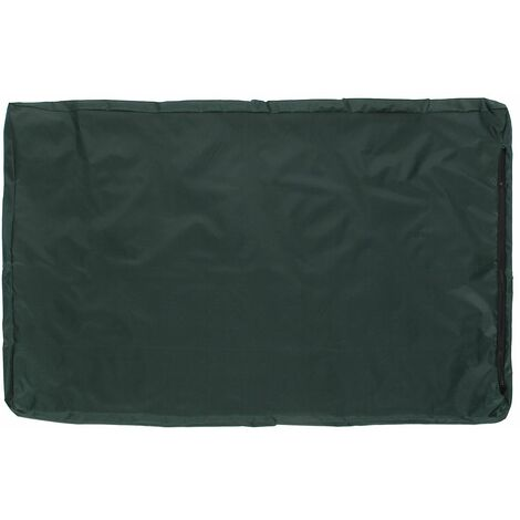 Large Waterproof Dog Bed Washable Cover Cushion For Pet Cat Mat Cushion Green LAVENTE