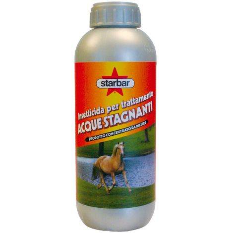 LARVEX SC15 larvicidal insecticide for the treatment of large areas of stagnant water concentrate 500ml