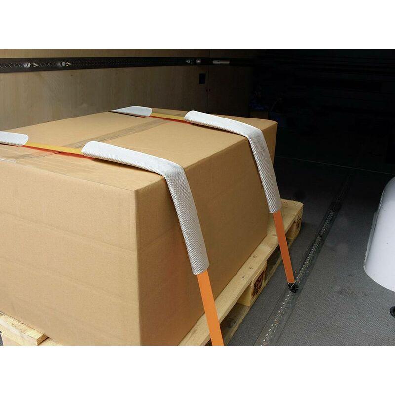 10298 Schutzschlauch breit 2 Stk. Kantenschutz Q403242 - LAS