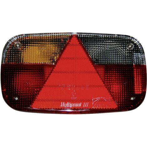 LAS Anhänger-Rückleuchte Multipoint Blinker, Bremslicht, Kennzeichenleuchte, Reflektor, Rückleuch W74174
