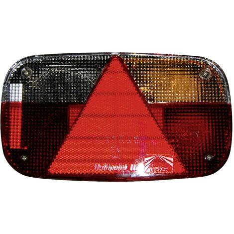 LAS Anhänger-Rückleuchte Multipoint Blinker, Bremslicht, Kennzeichenleuchte, Reflektor, Rückleuch W74176