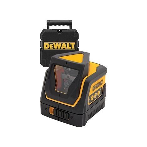 Laser 360° + faisceau vertical DEWALT - malette de transport - DW0811