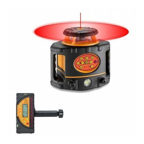 Laser automatique FL 270VA Tracking double pentes Geofennel batterie lithium Li-Ion