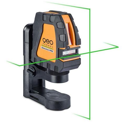 Laser croix GEO FENNEL FLG 40 - PowerCross Green SP - 40m rayon - 541550