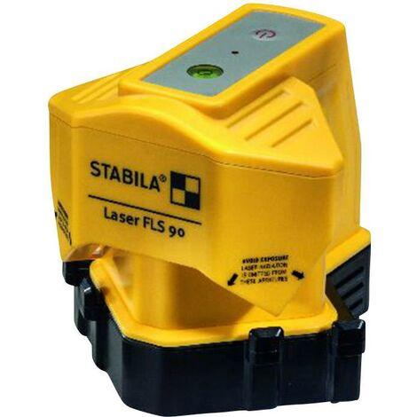 Laser de sol Stabila FLS 90 18574 Portée (max.): 15 m 1 pc(s) Y699191