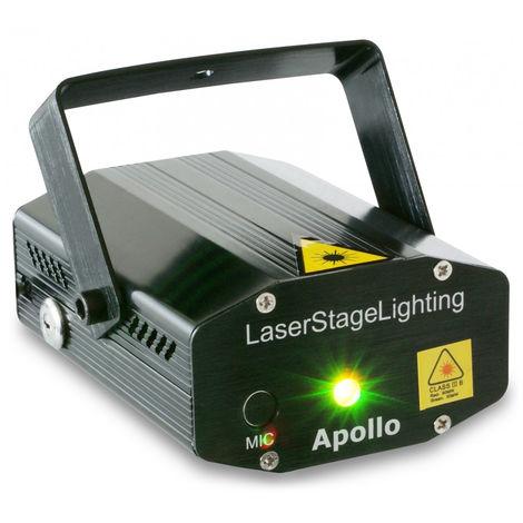 Laser Doble 200mw Rg Gobo Irc Apollo 152.752