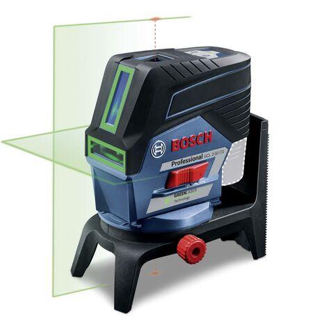 Laser en croix et à lignes Bosch Professional GCL 2-50CG 0601066H03 Portée (max.): 20 m 1 pc(s)