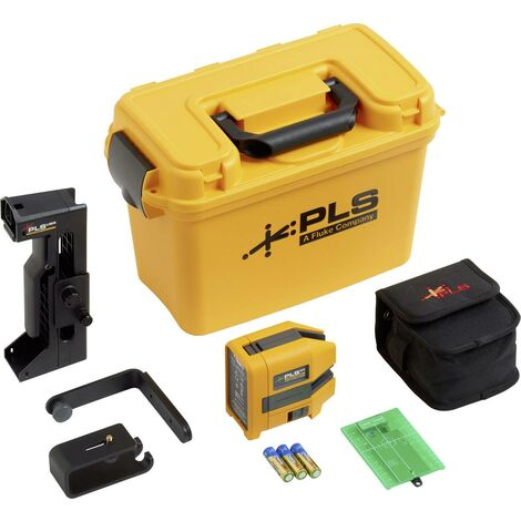 Laser en croix Fluke PLS 6G KIT 5009489 Portée (max.): 30 m 1 pc(s) R320801