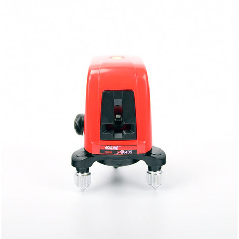 Laser level red laser 2 line 1 point with bright spot