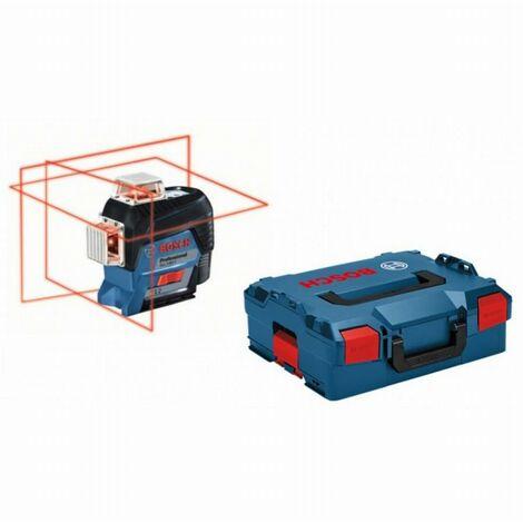 "main image of ""Laser ligne BOSCH GLL 3-80 CG Professional - 3 lignes - Sans batterie, ni chargeur - 0601063R03"""