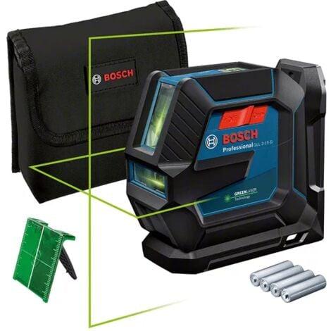 Laser lignes vert GLL 2-15 G + support LB 10 + trépied BT 150 | 0601063W01 - Bosch