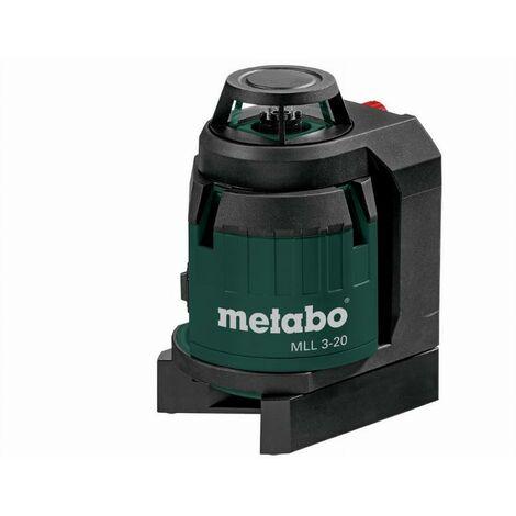 Laser MLL 3-20 Coffret Metaloc - 606167000