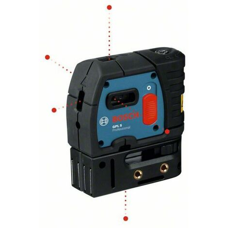Laser points GPL 5 BOSCH 0601066200