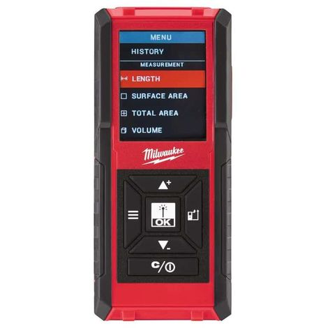 Laser Rangefinder MILWAUKEE LDM 100 4933459278