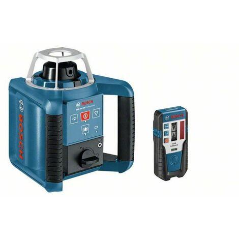 Laser rotatif automatique GRL 300 HV pack extérieur BOSCH 061599405U