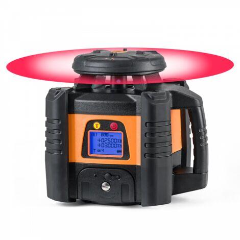 Laser rotatif double pente FL 155H-G & FR 77-MM   213177 - Geo Fennel