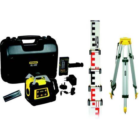 a8d837cd80c32 Laser rotatif RL HW + kit complet ACCESS STANLEY 6-97-730