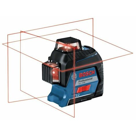 Laser triple plans gll 3-80