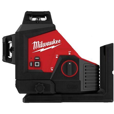 Laser vert 3 lignes M12 3PL-0C Milwaukee