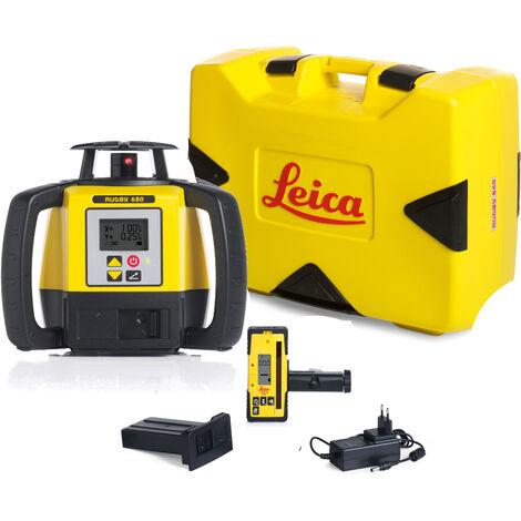 Lasers à pente LEICA Rugby 680 coffret rod eye 160 - 6006010 - -