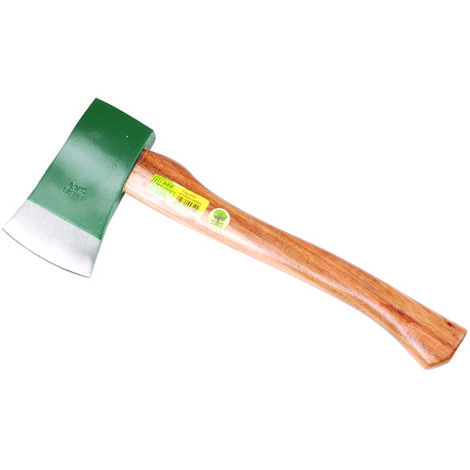 Lasher 0.9kg Axe With 400mm Hickory Wood Handle