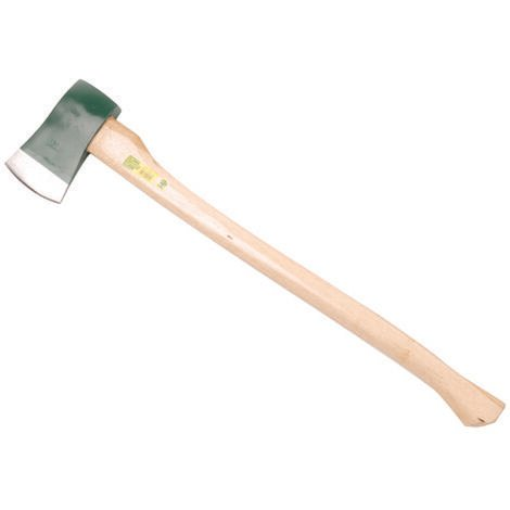 Lasher 1.8kg Axe With 900mm Hickory Handle