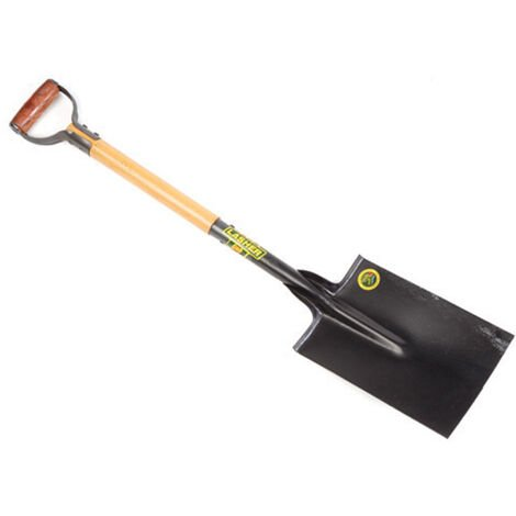 Lasher No2 Spade WIth 660mm Wooden Shaft & Metal Hilt