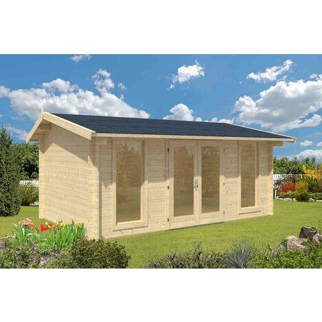 Lasita Maja Gartenhaus Oxfordshire, ohne Imprägnierung