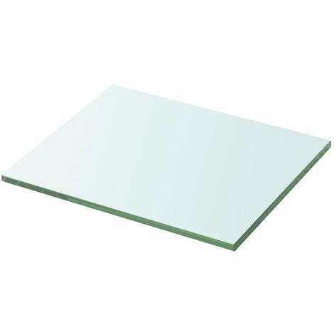 Lastra in Vetro Bianco 20x25 cm