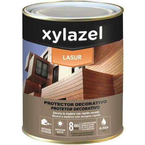 Lasur al agua MATE 750ml Xylazel Pino 750 ml