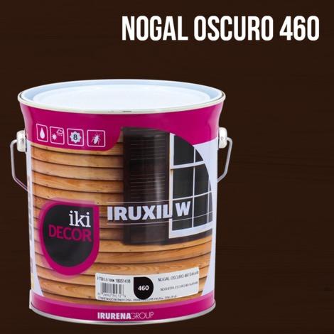 Lasur Protector de madera al agua Satinado Iruxil W Iki Decor
