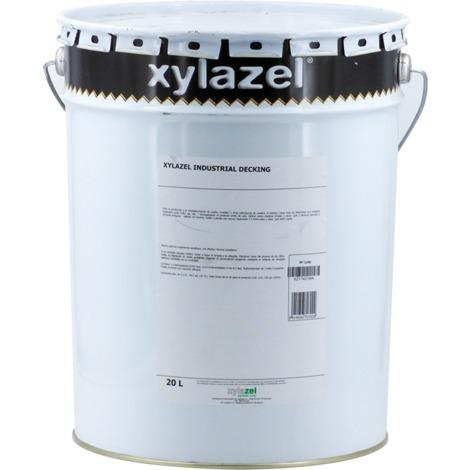 Lasur protector de suelos Xylazel Industrial Decking 20 L