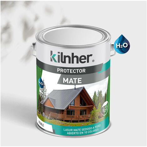 """main image of """"Kilnher - Lasur Protector Mate - 4L"""""""